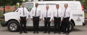 Davis Imperial Cleaners Delivery Staff