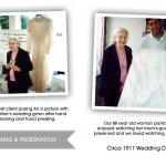 Wedding Gown Preservation Thirteen