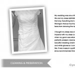 Wedding Gown Preservation Ten