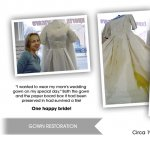 Wedding Gown Preservation Twelve